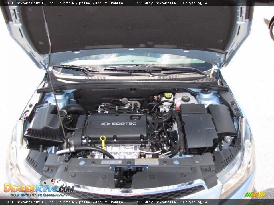 2011 chevrolet cruze ls 1 8 liter dohc 16 valve vvt ecotec 4 cylinder engine photo 16. Black Bedroom Furniture Sets. Home Design Ideas