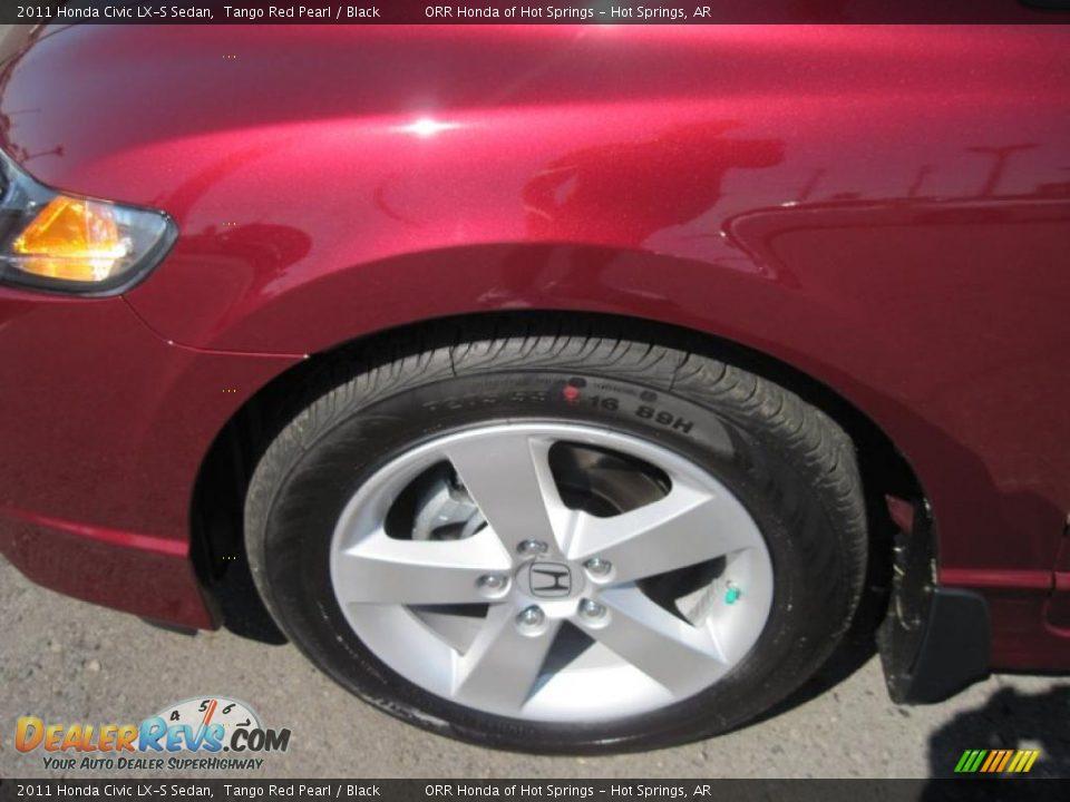 2011 Honda Civic Lx S Sedan Wheel Photo 9 Dealerrevs Com