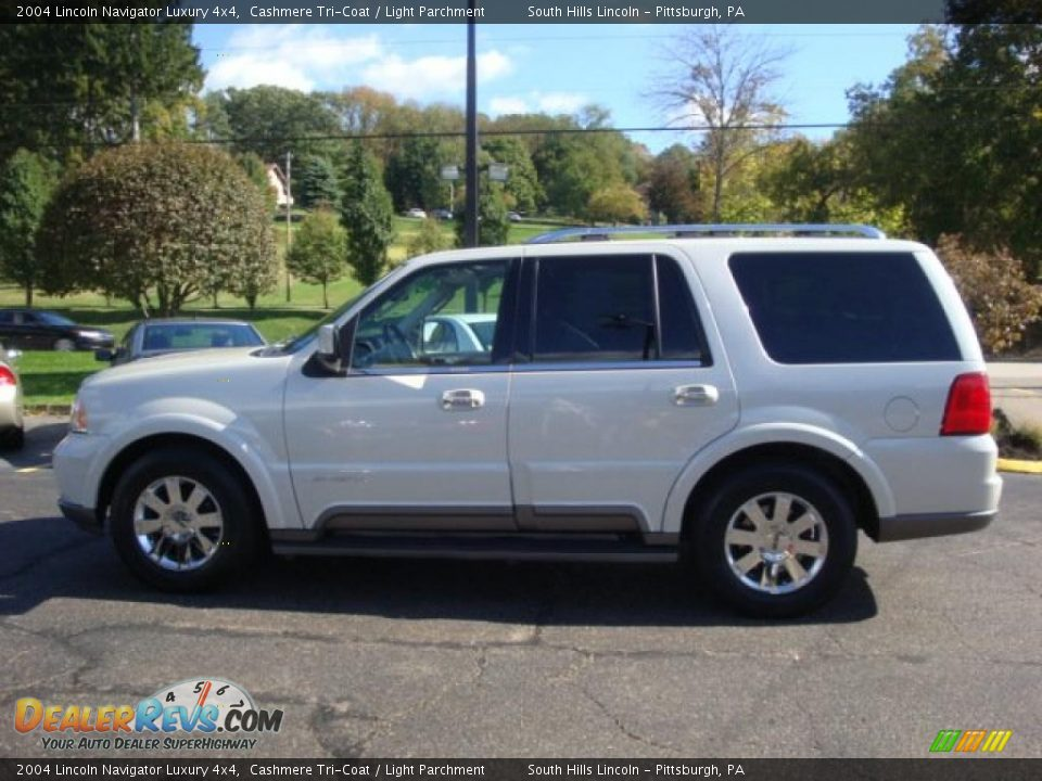 2004 lincoln navigator luxury 4x4 cashmere tri coat for State motors lincoln dealer manchester nh