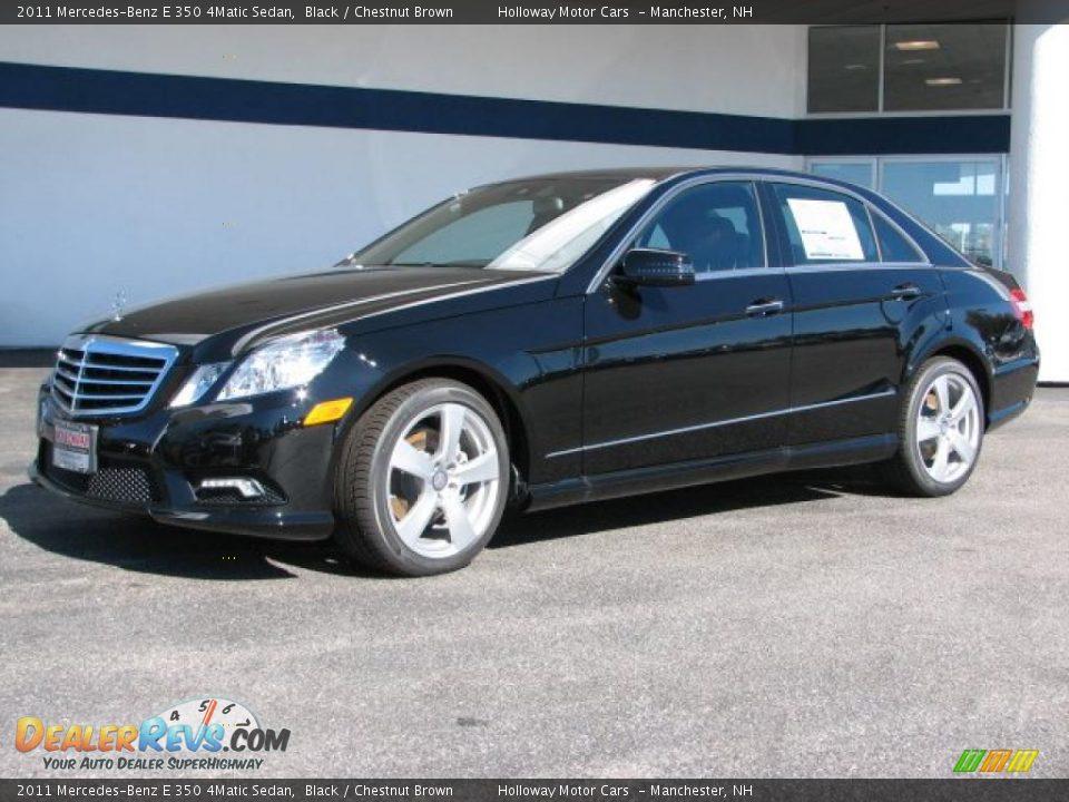 Black 2011 mercedes benz e 350 4matic sedan photo 1 for Mercedes benz e350 4matic 2011