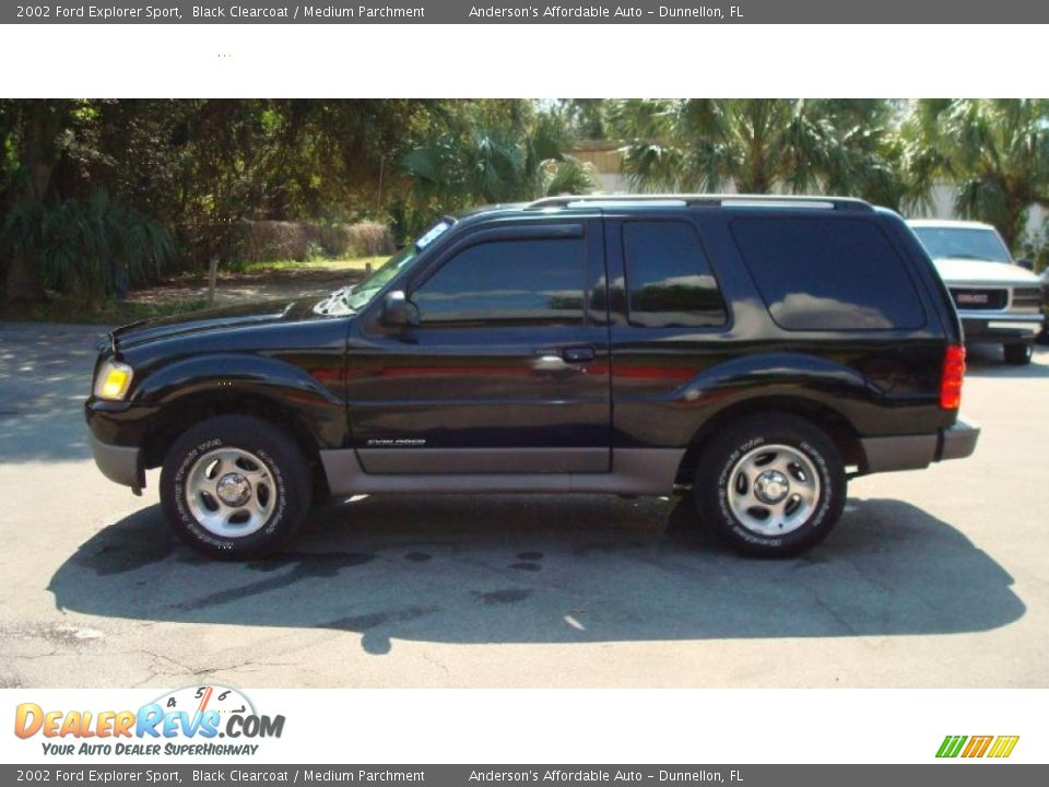black clearcoat 2002 ford explorer sport photo 6. Cars Review. Best American Auto & Cars Review