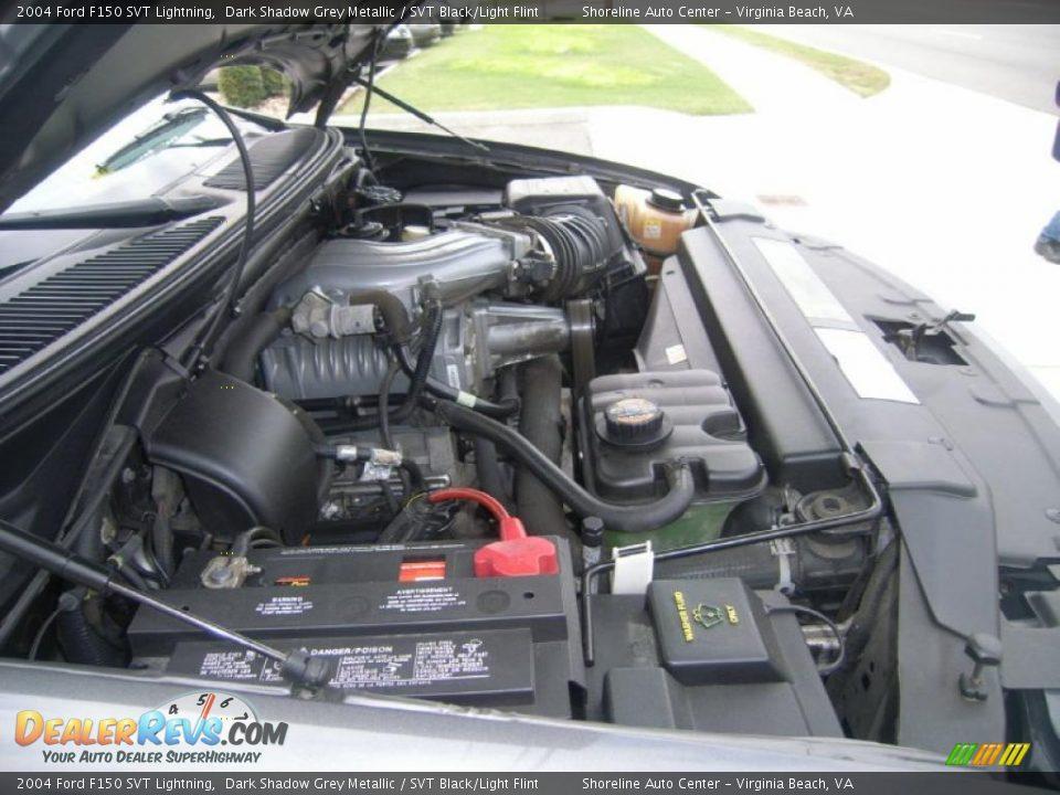 2004 ford f150 svt lightning 5 4 liter svt supercharged sohc 16 valve triton v8 engine photo 18. Black Bedroom Furniture Sets. Home Design Ideas