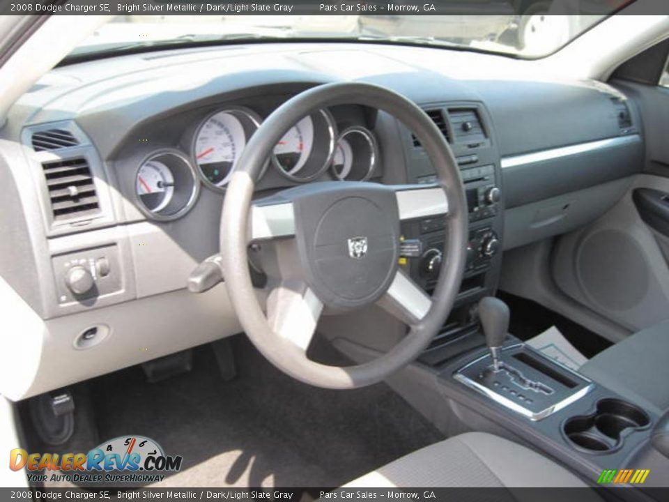 Dodge Charger 2008 Interior