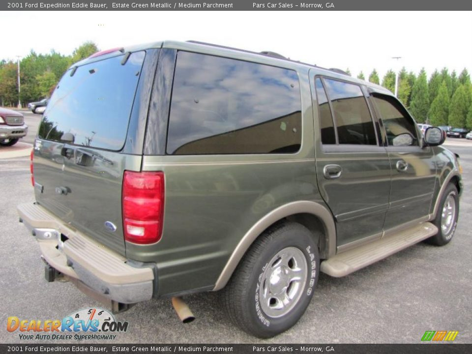 2001 ford expedition eddie bauer estate green metallic. Black Bedroom Furniture Sets. Home Design Ideas