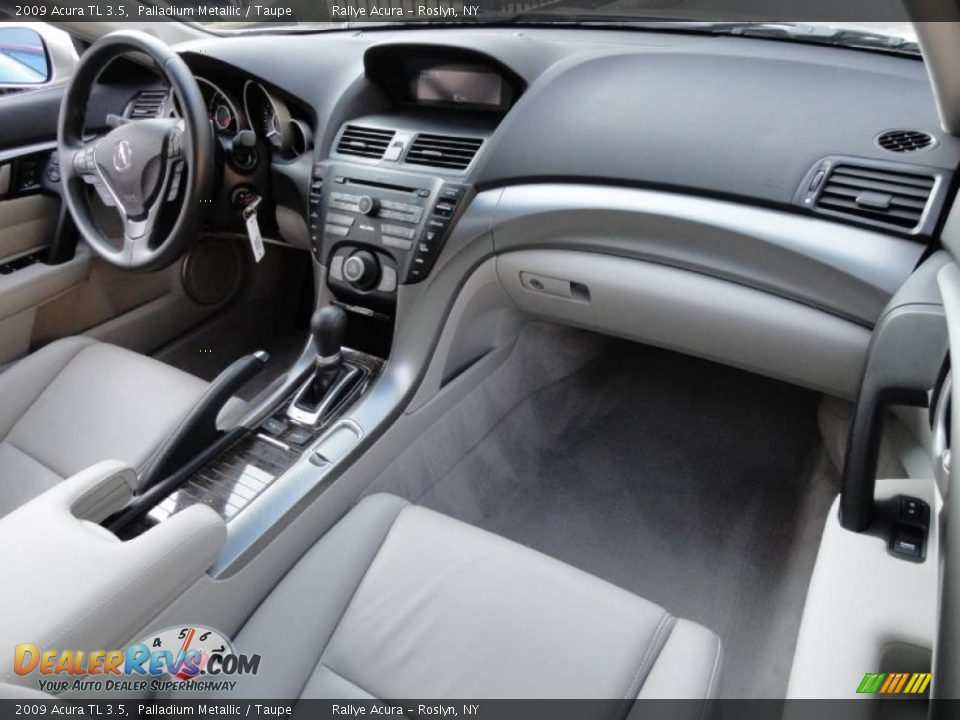 dashboard of 2009 acura tl 3 5 photo 13. Black Bedroom Furniture Sets. Home Design Ideas