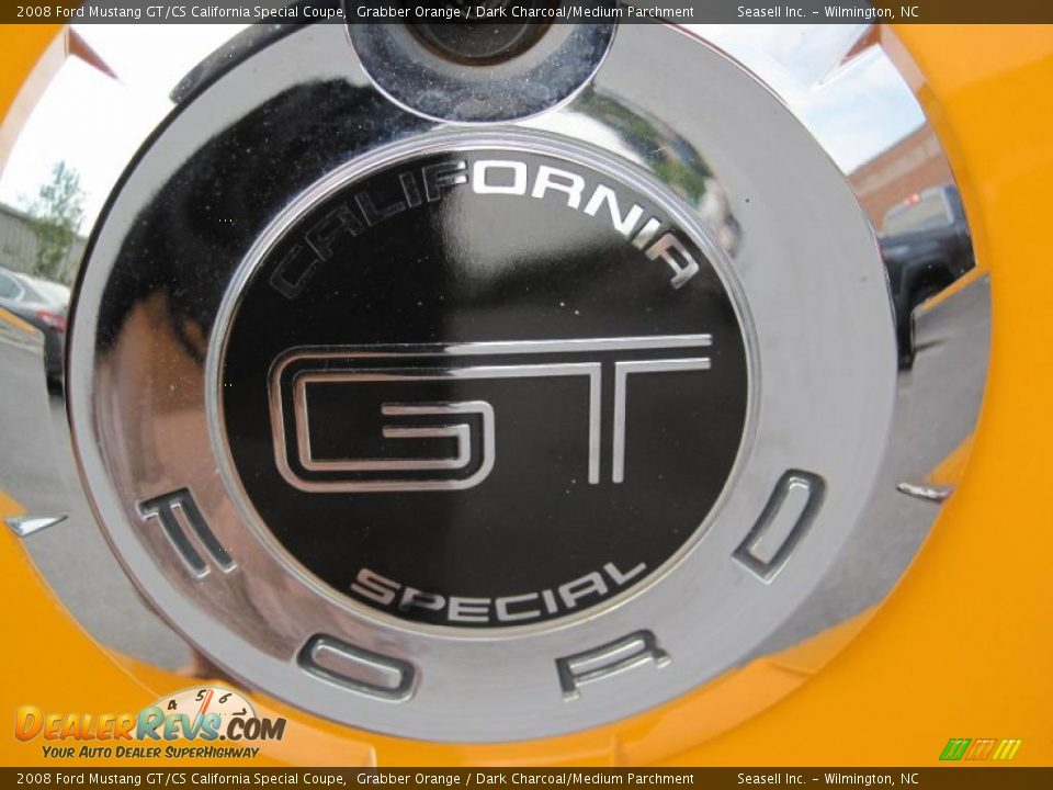 2008 Ford Mustang GT/CS California Special Coupe Logo Photo #12