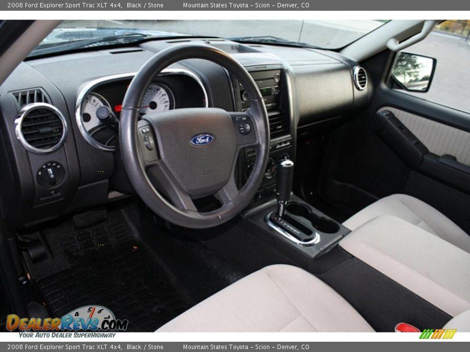Stone interior 2008 ford explorer sport trac xlt 4x4 - Ford explorer sport trac interior ...