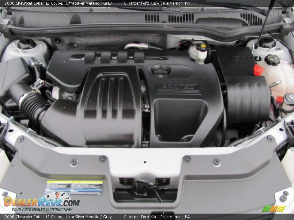 2008 chevrolet cobalt ls coupe 2 2 liter dohc 16 valve 4. Black Bedroom Furniture Sets. Home Design Ideas