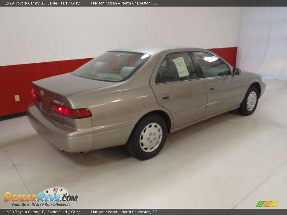1999 toyota camry le sable pearl gray photo 4. Black Bedroom Furniture Sets. Home Design Ideas