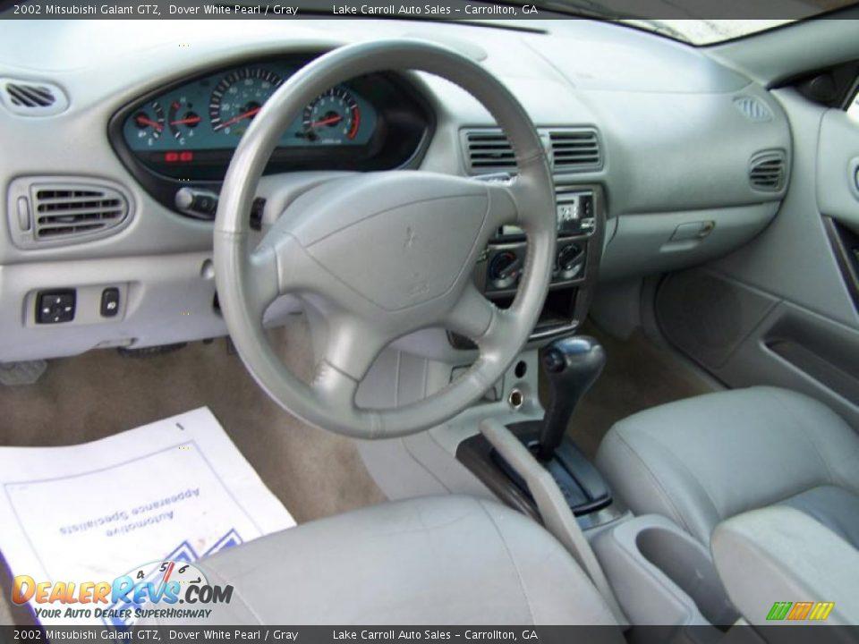 gray interior 2002 mitsubishi galant gtz photo 5 dealerrevs com dealerrevs com