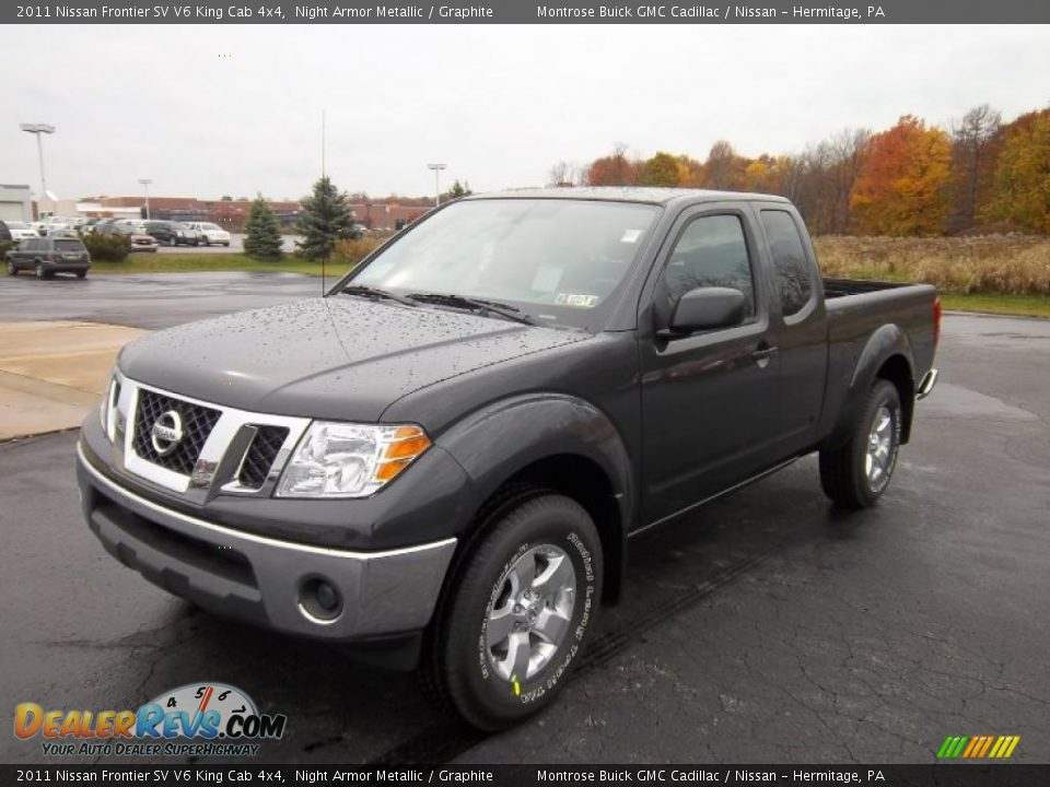 photo - 2011 Nissan Frontier King Cab Sv V6 4x4 At