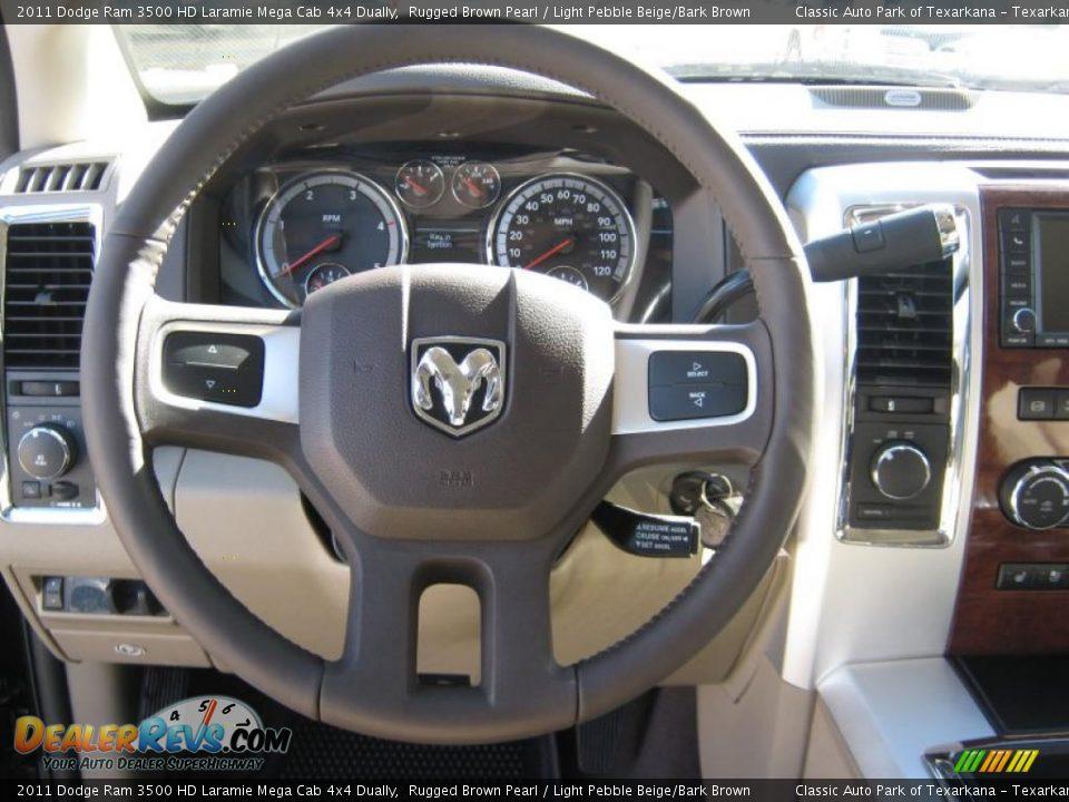 2011 Dodge Ram 3500 Hd Laramie Mega Cab 4x4 Dually