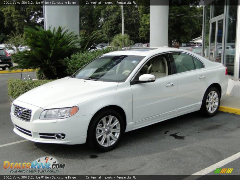 ice white 2011 volvo s80 3 2 photo 1. Black Bedroom Furniture Sets. Home Design Ideas