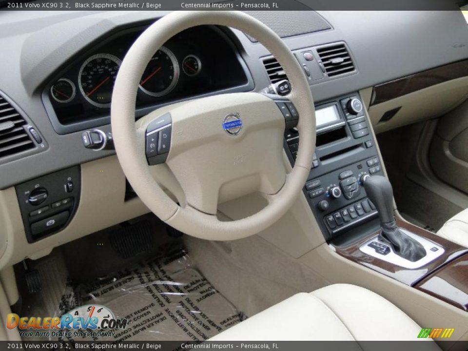 Beige Interior 2011 Volvo Xc90 3 2 Photo 5 Dealerrevs Com