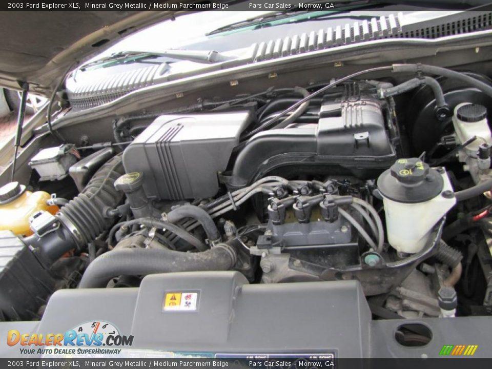 2003 Ford Explorer Engine Autos Weblog
