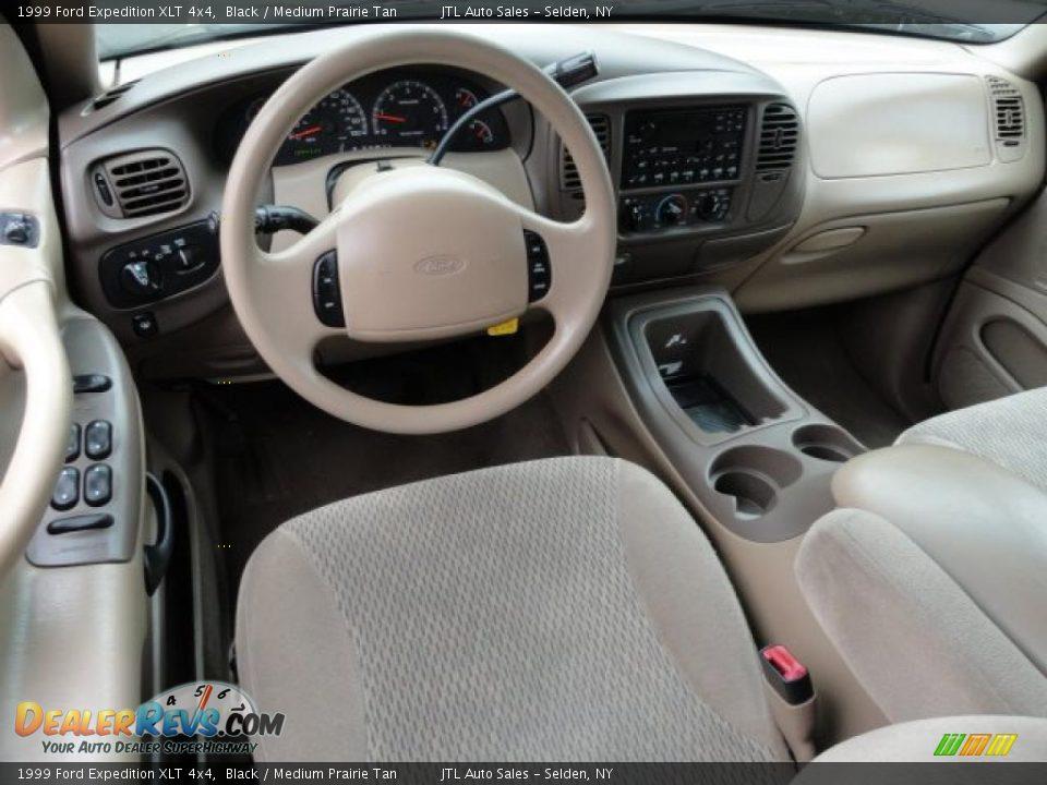 Medium Prairie Tan Interior  Ford Expedition Xlt X