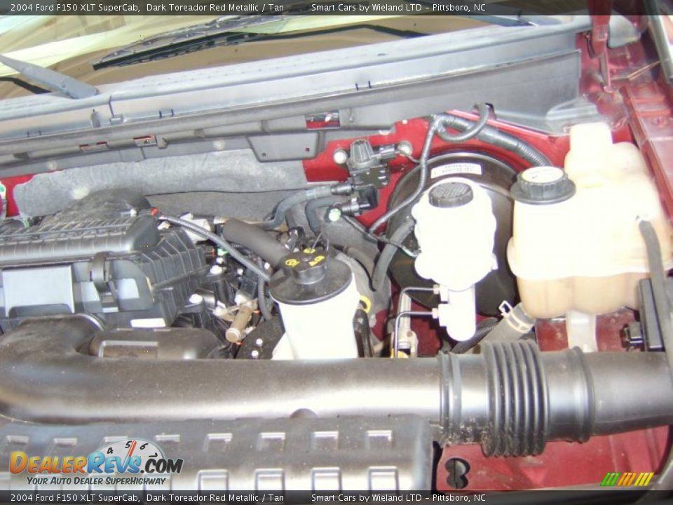 2004 ford f150 xlt supercab 5 4 liter sohc 24v triton v8 for Motor ford f150 v8