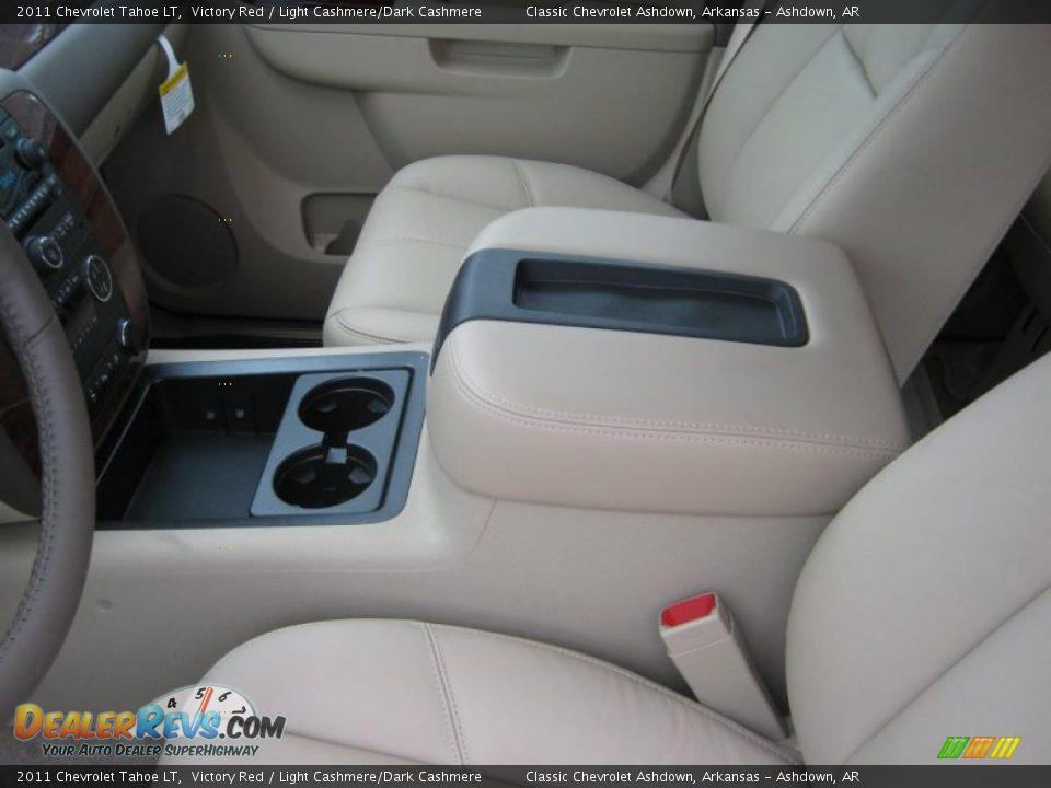 light cashmere dark cashmere interior 2011 chevrolet tahoe lt photo 12. Black Bedroom Furniture Sets. Home Design Ideas