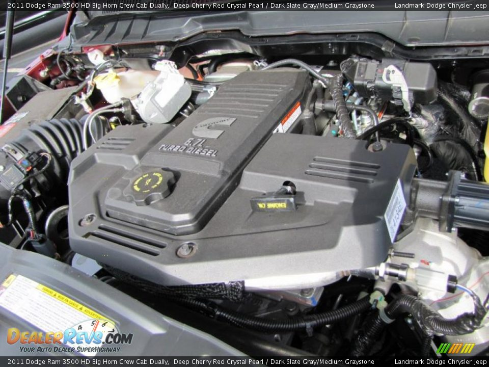2011 dodge ram 3500 hd big horn crew cab dually 6 7 liter ohv 24 valve cummins turbo diesel. Black Bedroom Furniture Sets. Home Design Ideas