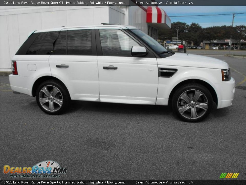 Fuji White 2011 Land Rover Range Rover Sport Gt Limited