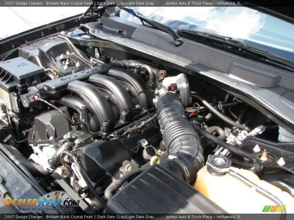 2007 dodge charger 2 7 liter dohc 24 valve v6 engine photo. Black Bedroom Furniture Sets. Home Design Ideas
