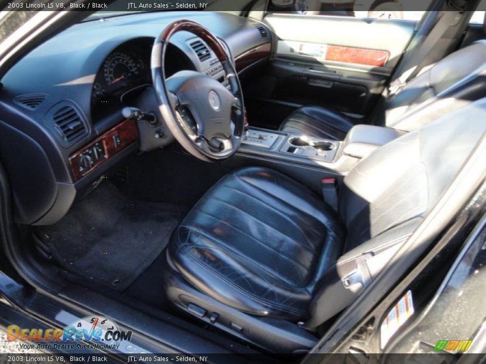 2003 Lincoln LS V8