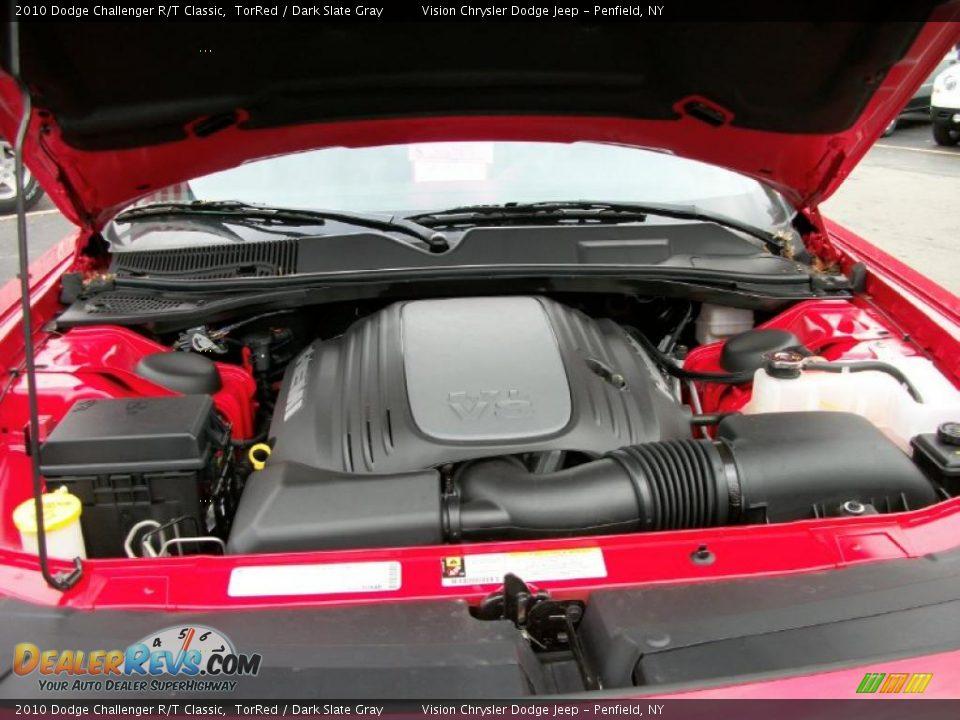 2010 dodge challenger r t classic 5 7 liter hemi ohv 16 valve mds vvt v8 engine photo 2. Black Bedroom Furniture Sets. Home Design Ideas