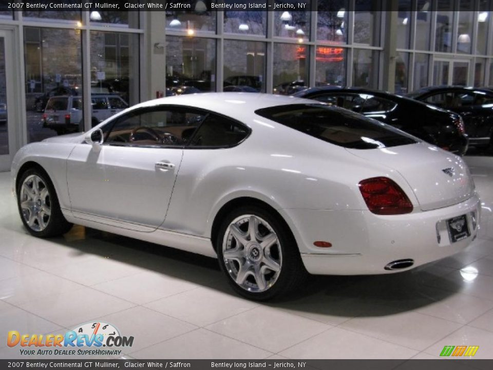 glacier white 2007 bentley continental gt mulliner photo 2. Cars Review. Best American Auto & Cars Review