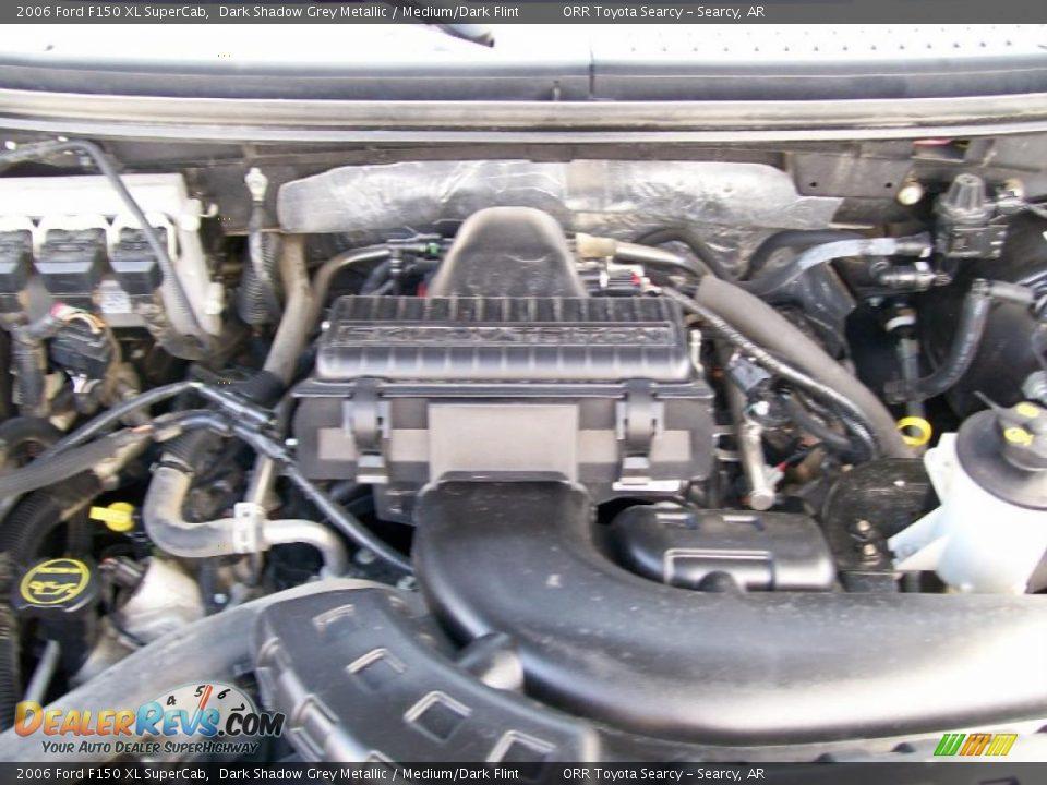 2006 ford f150 xl supercab 5 4 liter sohc 24 valve triton v8 engine photo 18. Black Bedroom Furniture Sets. Home Design Ideas