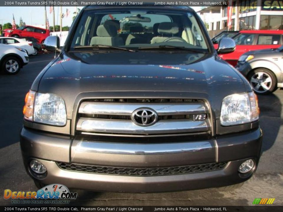 2004 toyota tundra sr5 trd double cab phantom gray pearl. Black Bedroom Furniture Sets. Home Design Ideas
