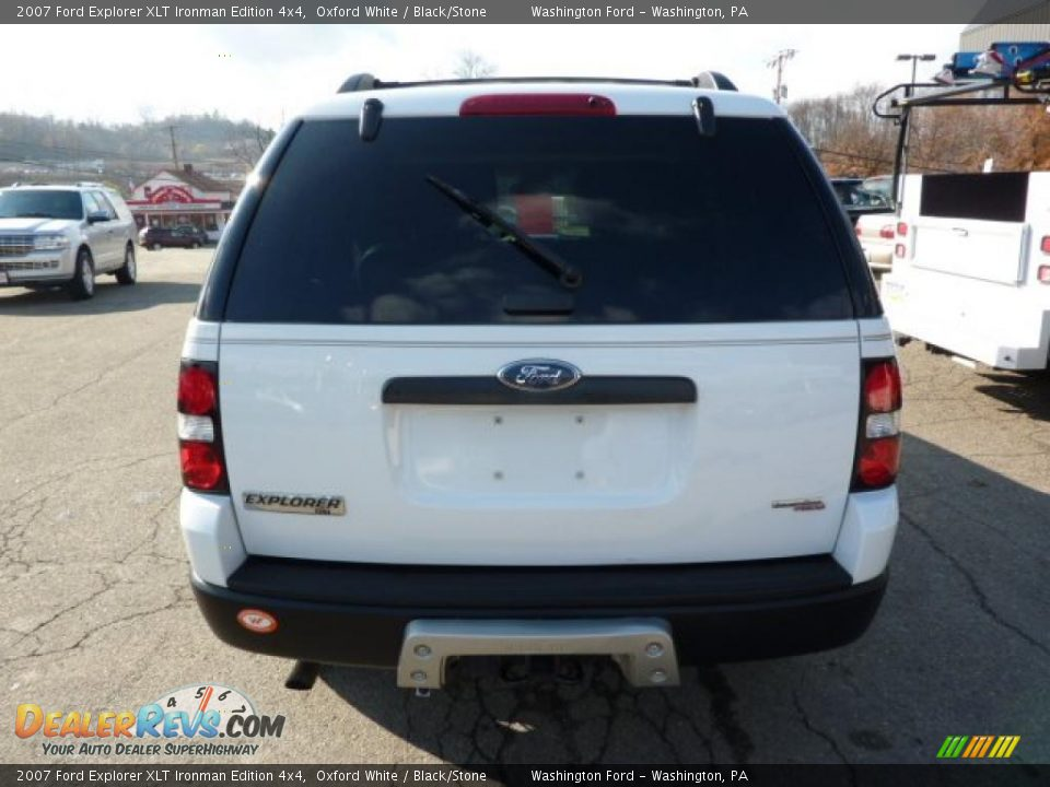 2007 Ford Explorer XLT Ironman Edition 4x4 Oxford White ...