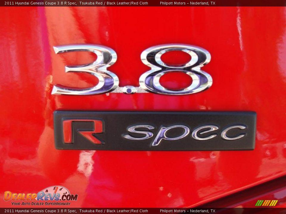 2011 Hyundai Genesis Coupe 3 8 R Spec Logo Photo 16 Dealerrevs Com