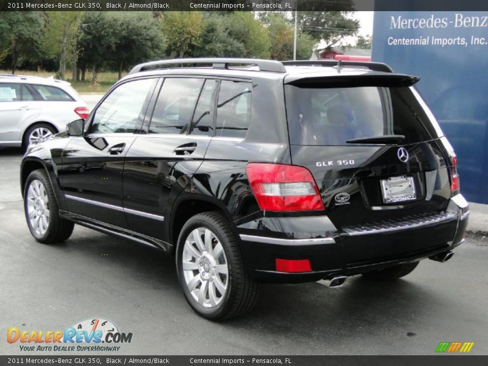 2011 mercedes benz glk 350 black almond black photo 5 for Mercedes benz glk 2011