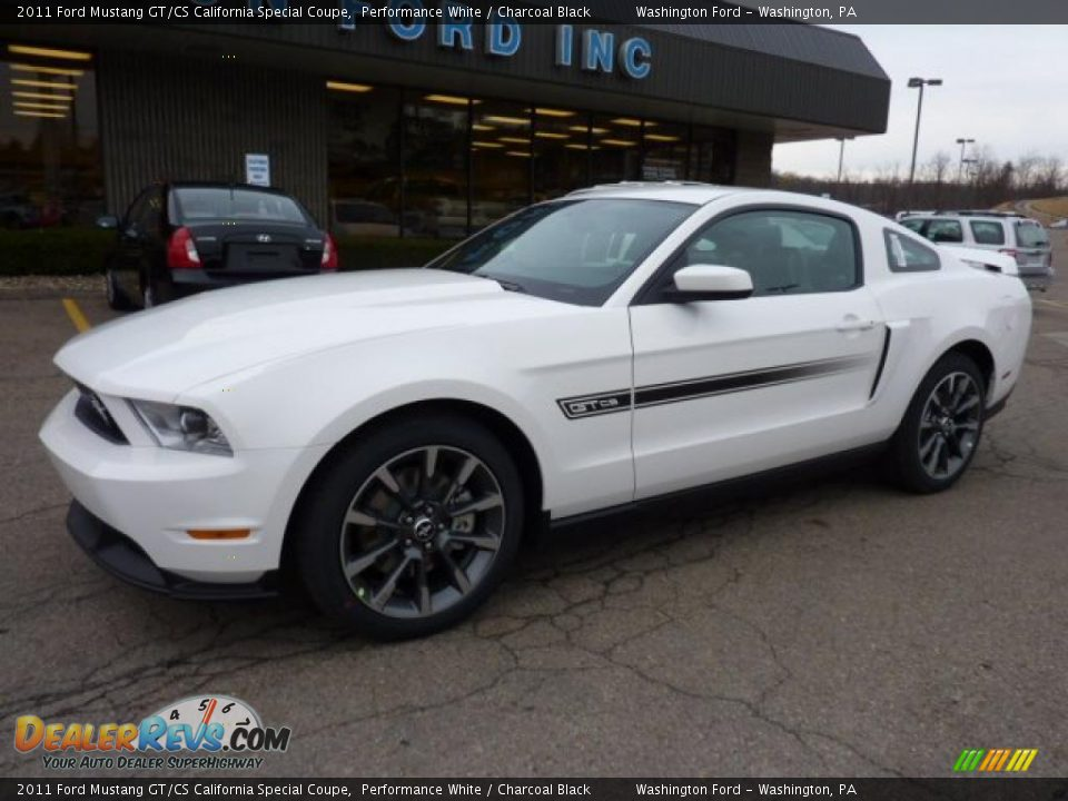 2011 ford mustang gt cs california special coupe performance white charcoal black photo 8. Black Bedroom Furniture Sets. Home Design Ideas