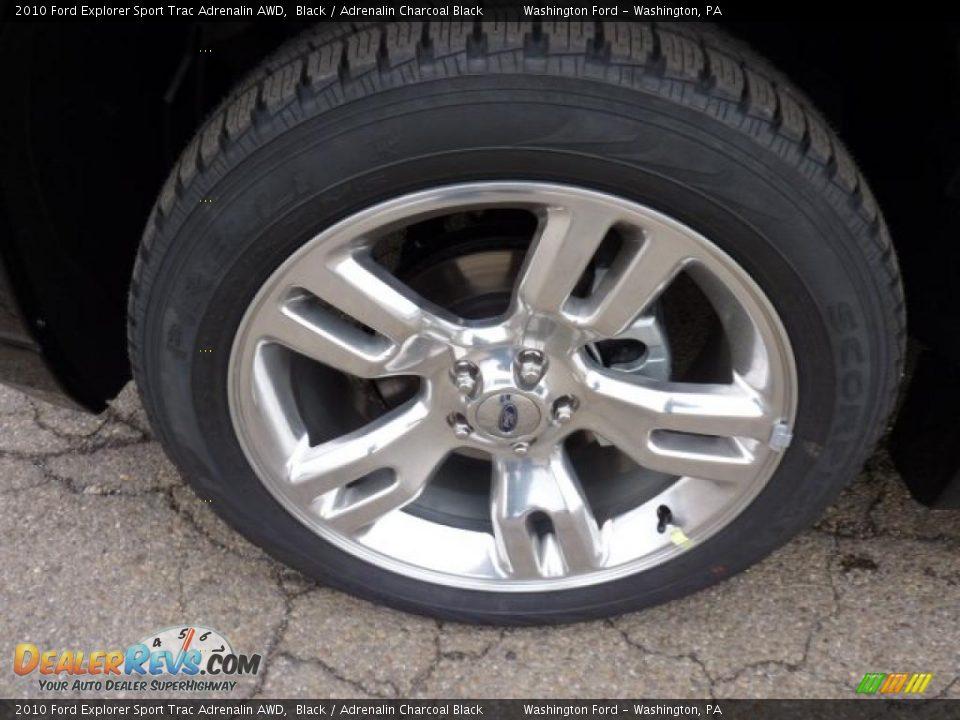 2010 Ford Explorer Sport Trac Adrenalin AWD Wheel Photo #9 ...