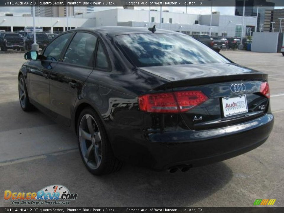 2011 audi a4 2 0t quattro sedan phantom black pearl. Black Bedroom Furniture Sets. Home Design Ideas