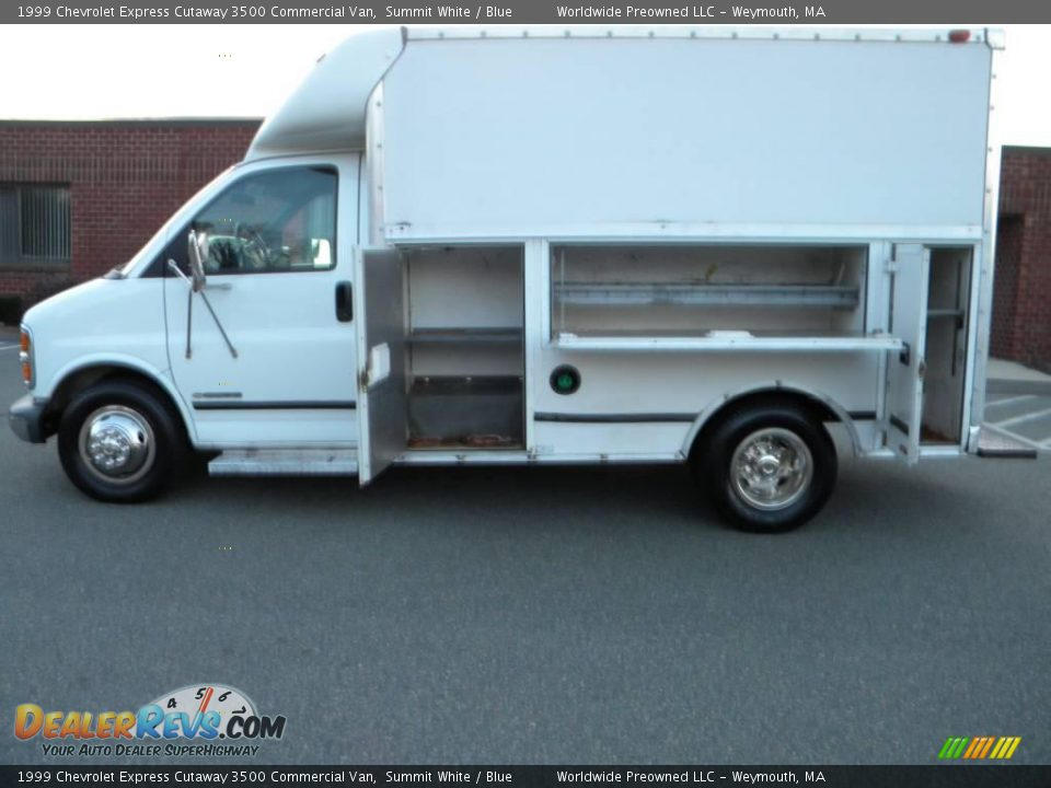 Chevrolet Express Commercial Cutaway Used Chevrolet ...