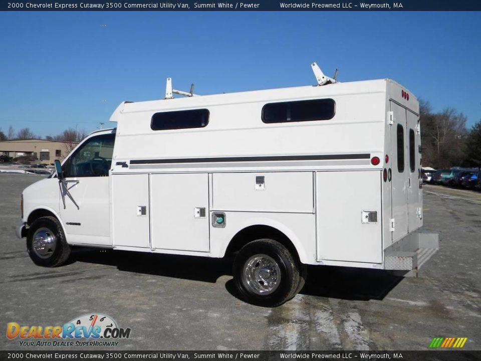 Runde Chevy >> Chevy Cutaway Van | Autos Post