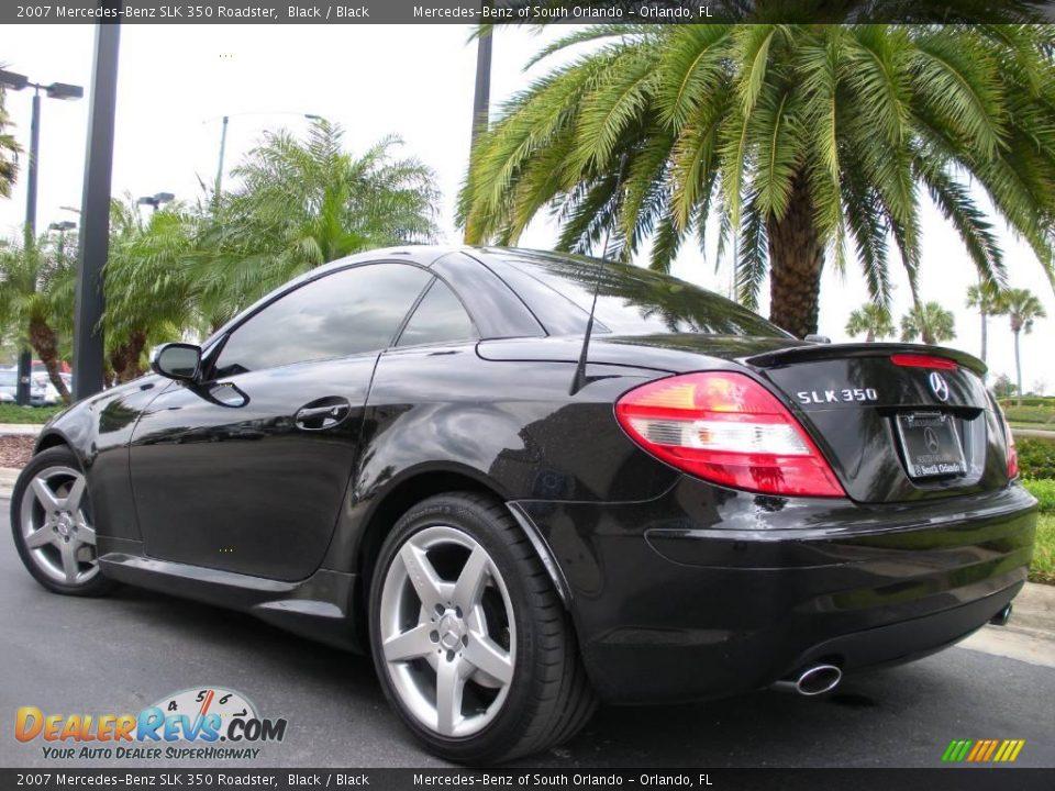 2007 mercedes benz slk 350 roadster black black photo 8 for 2007 mercedes benz slk