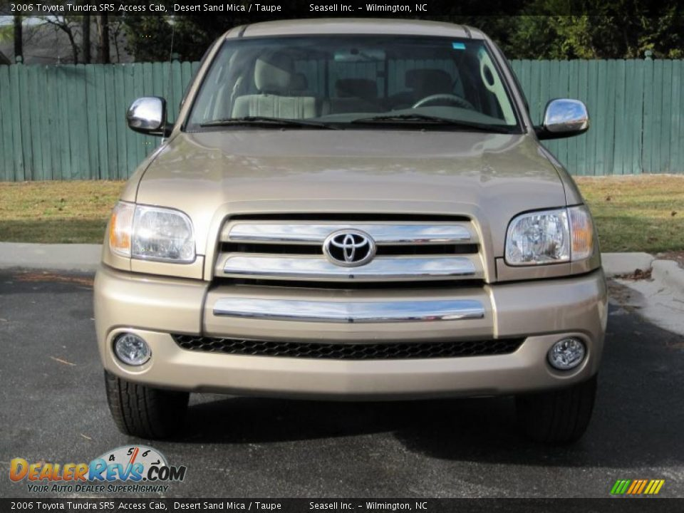 2006 toyota tundra sr5 access cab desert sand mica taupe photo 8. Black Bedroom Furniture Sets. Home Design Ideas