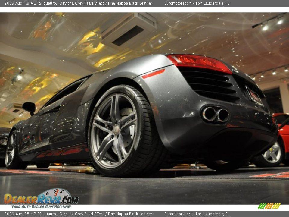 Daytona Grey Pearl Effect 2009 Audi R8 4 2 Fsi Quattro
