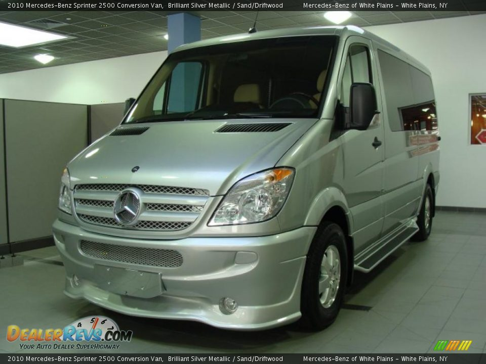 2010 mercedes benz sprinter 2500 conversion van brilliant for Mercedes benz conversion van