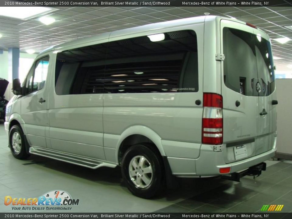 Mercedes benz sprinter conversion autos weblog for Mercedes benz sprinter service