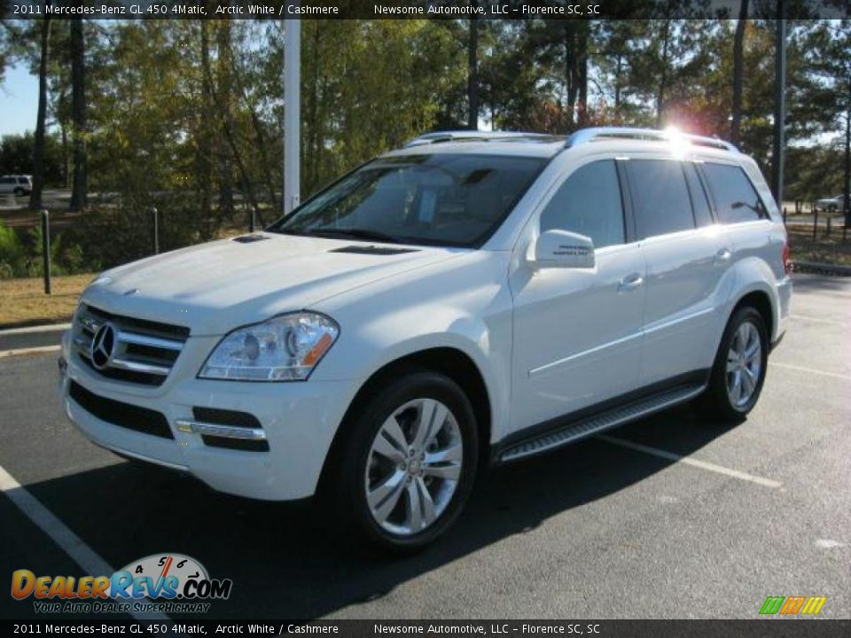 2011 mercedes benz gl 450 4matic arctic white cashmere photo 4. Black Bedroom Furniture Sets. Home Design Ideas