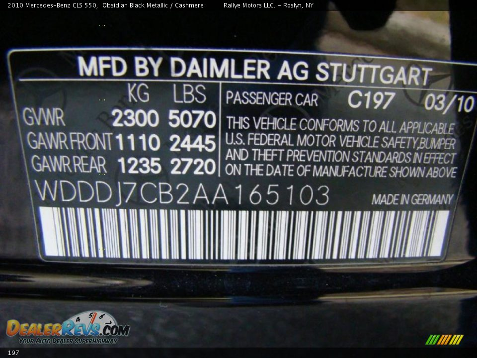 Mercedes obsidian black color code for Mercedes benz paint color codes