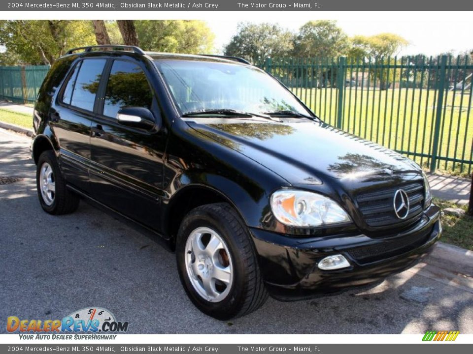 Ml 350 4matic autos post for 2004 mercedes benz ml350 4matic