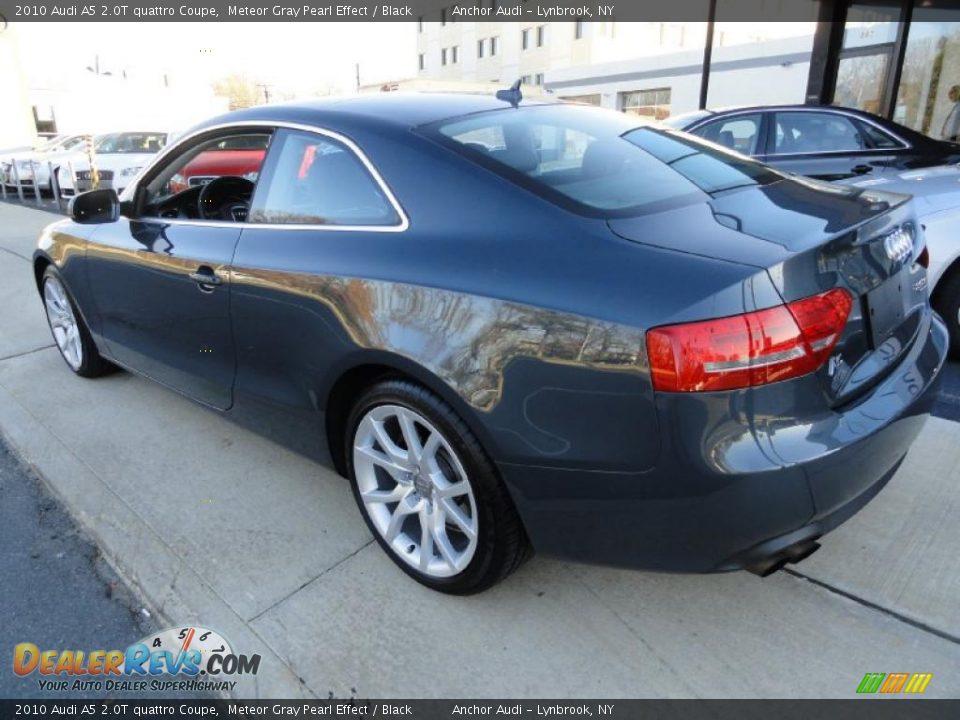 Meteor Gray Pearl Effect 2010 Audi A5 2 0t Quattro Coupe