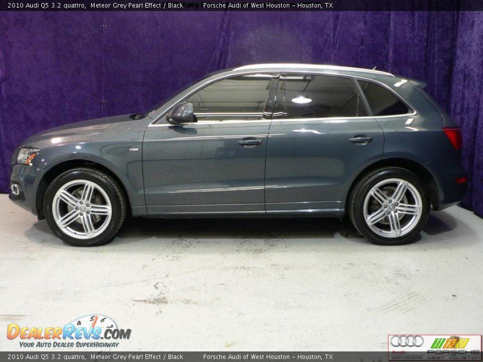 2010 Audi Q5 3 2 Quattro Meteor Grey Pearl Effect Black