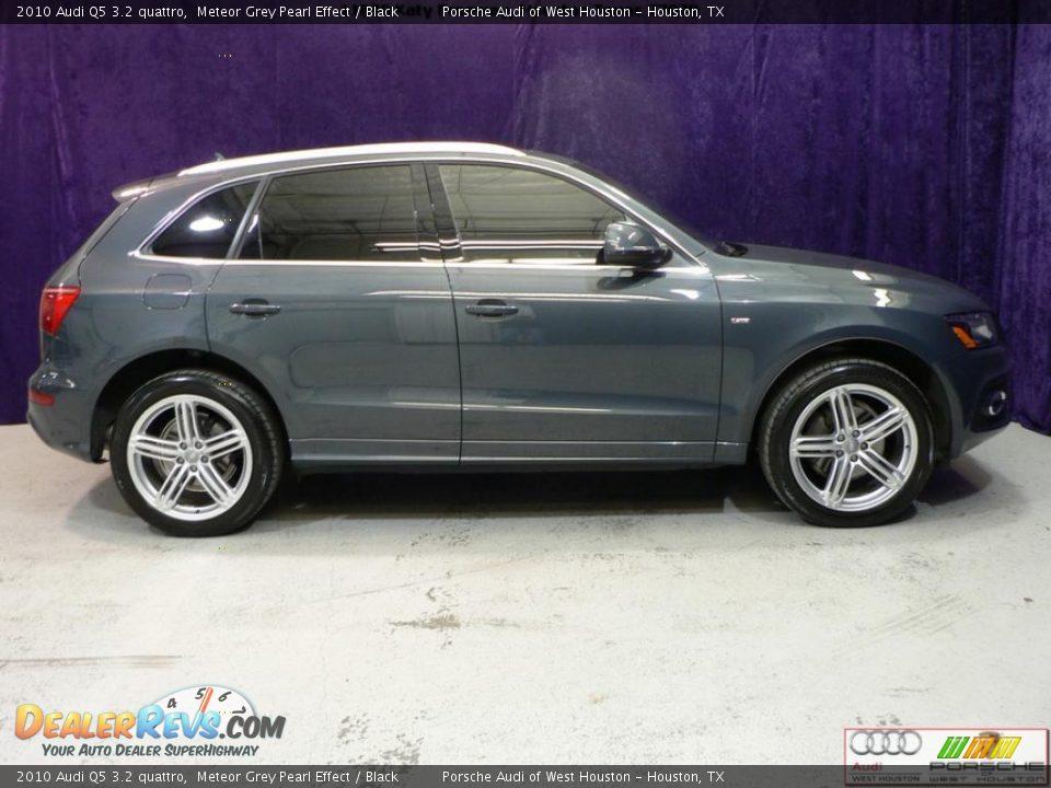 Meteor Grey Pearl Effect 2010 Audi Q5 3 2 Quattro Photo 4