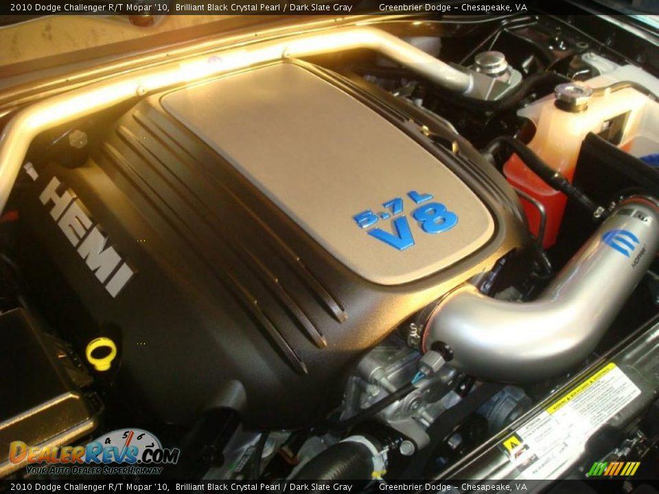 2010 dodge challenger r t mopar 39 10 5 7 liter hemi ohv 16 valve mds vvt v8 engine photo 22. Black Bedroom Furniture Sets. Home Design Ideas